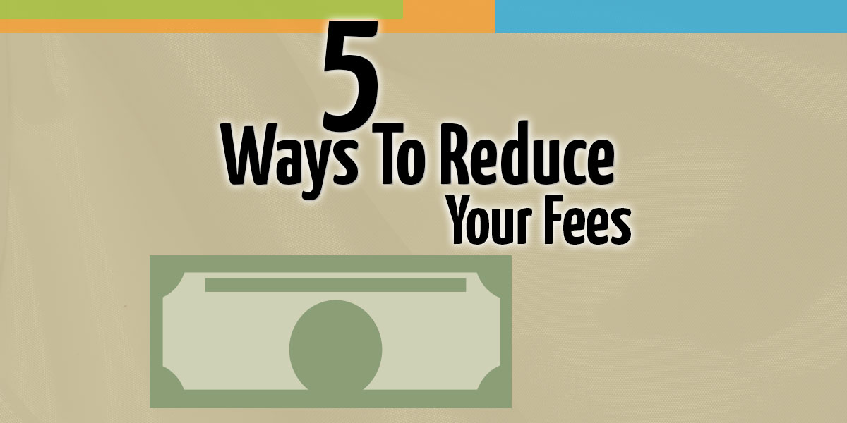 5 Ways To Reduce Your Merchant Account Fees