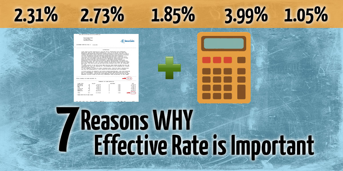 7 Reasons Why Effective Rate Is Important