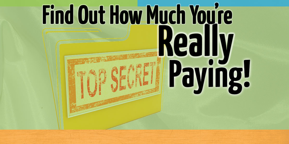 One Shortcut That Shows You Exactly How Much You're Actually Paying Your Merchant Account Provider