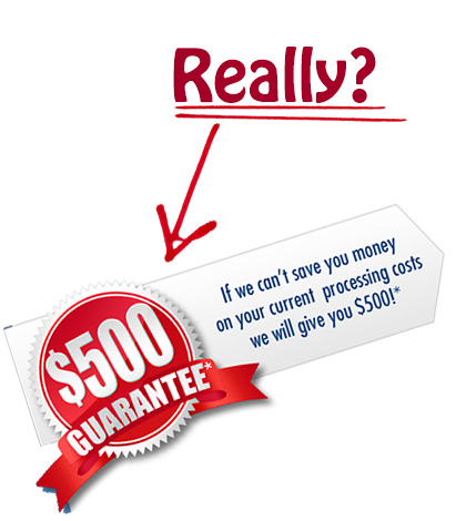 Lowest Rate Guarantee - $500 Guarantee