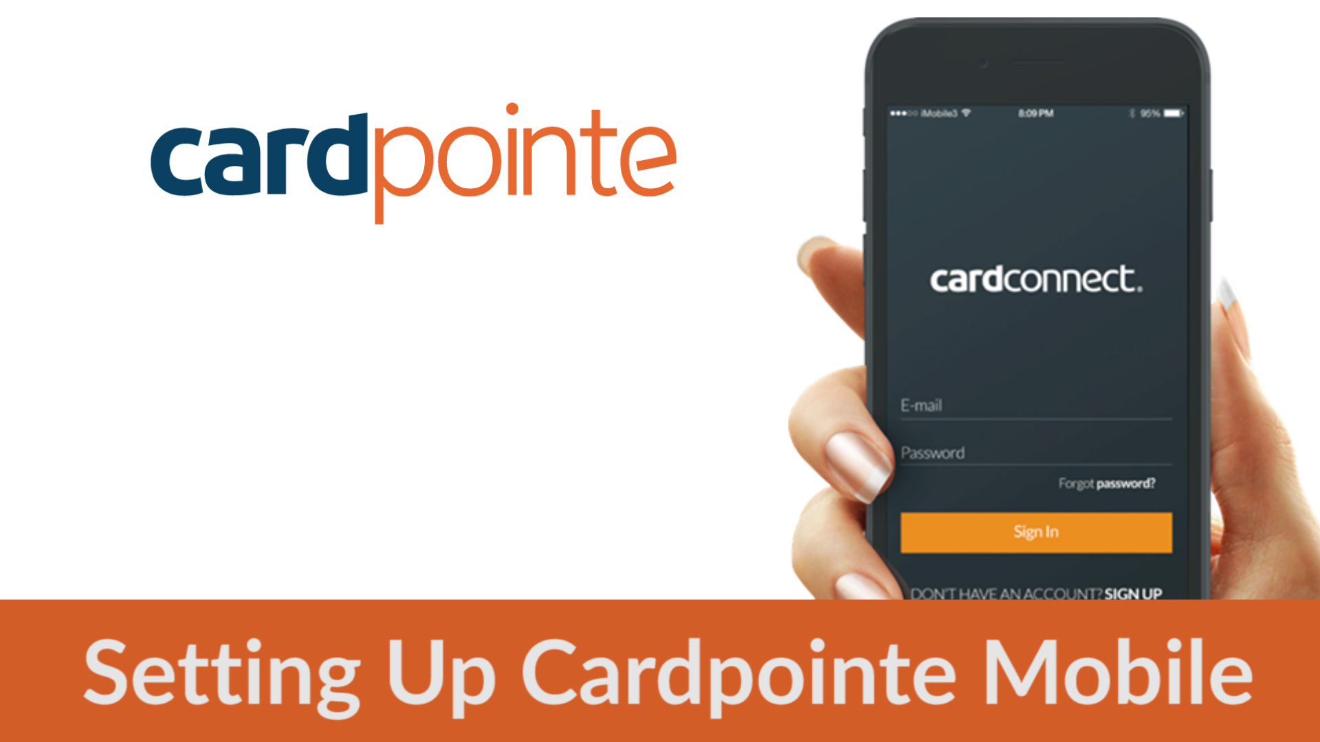 Setting Up Cardpointe Mobile
