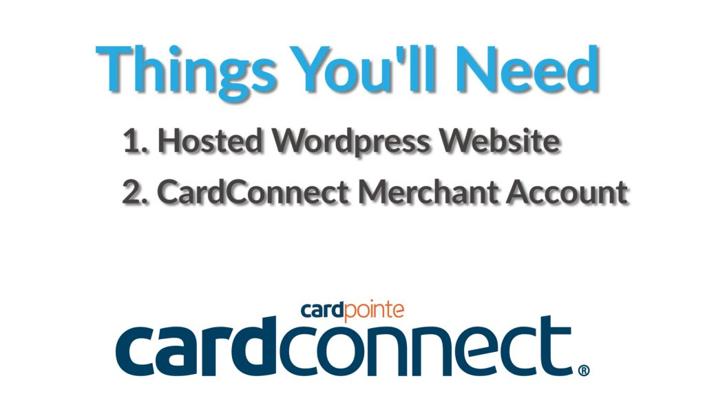 how to accept payments on your website