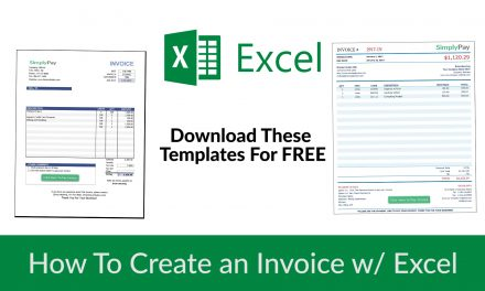 How To Create An Invoice In Excel [Free Invoice Template Download]