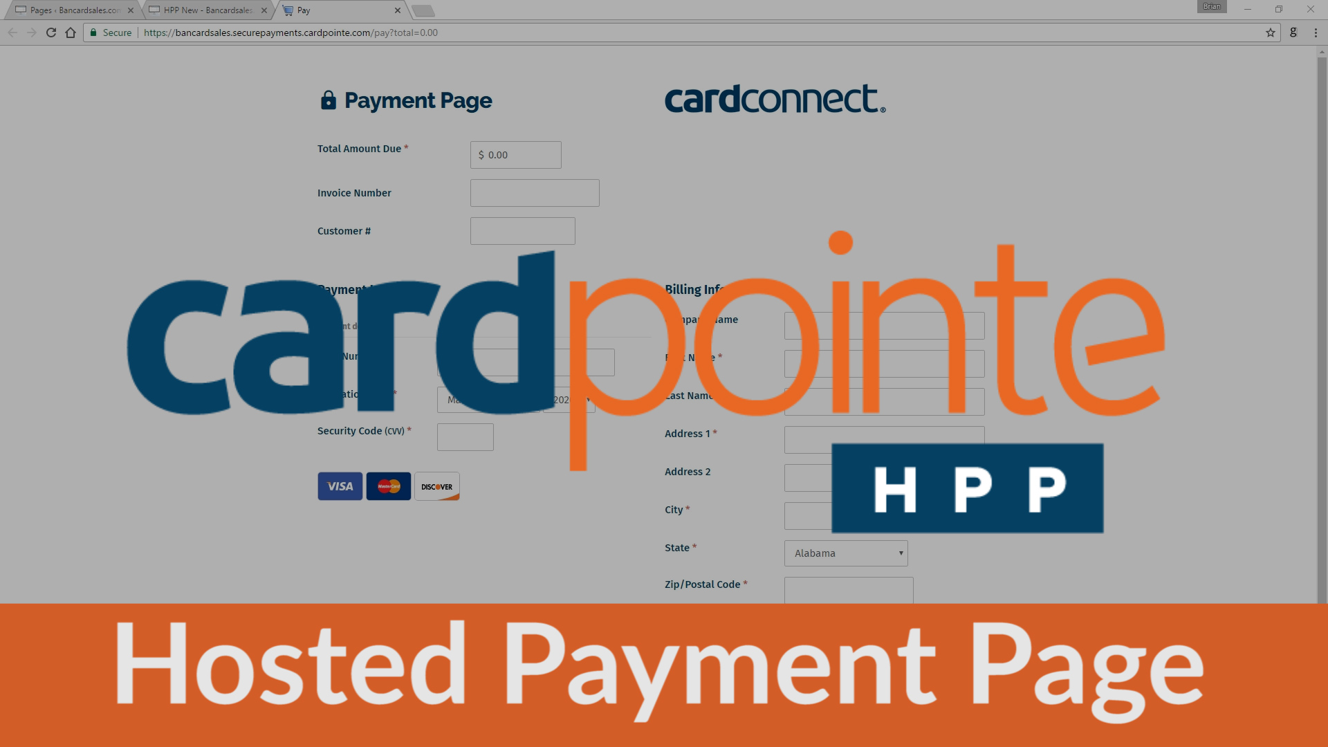 how to properly craft a credit card authorization form cardpointe hosted payment page how to add a pay now button to wordpress