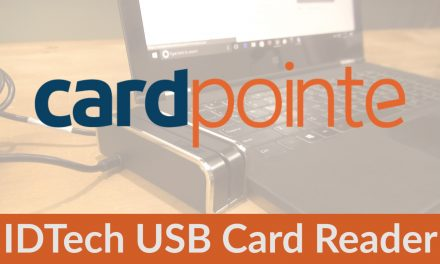 Cardpointe Virtual Terminal – Using the IDTech USB Card Reader