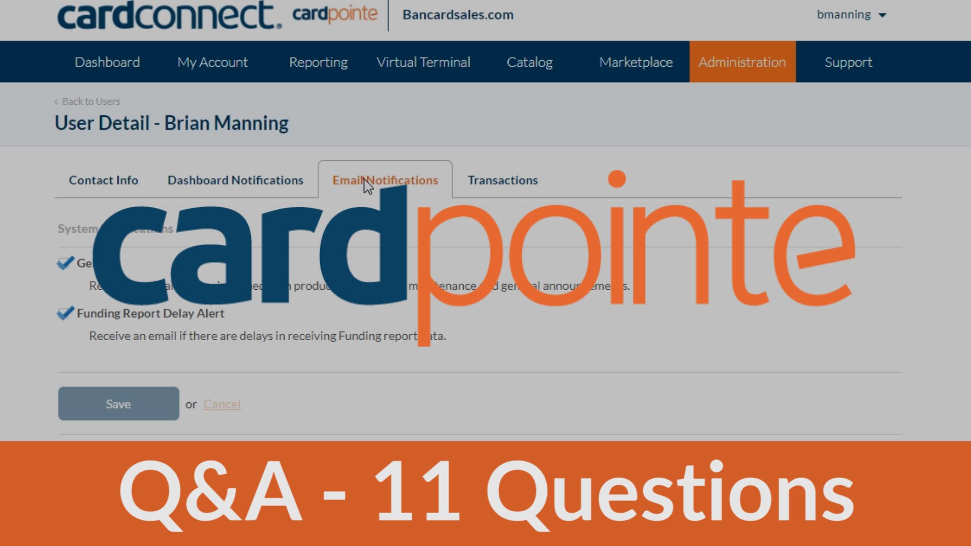 CardPointe Q&A – 11 Common Questions about CardPointe