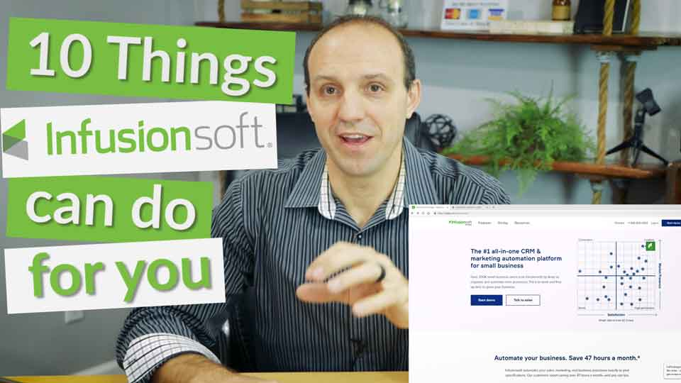 10 Things Infusionsoft Can Do For You – Infusionsoft Features