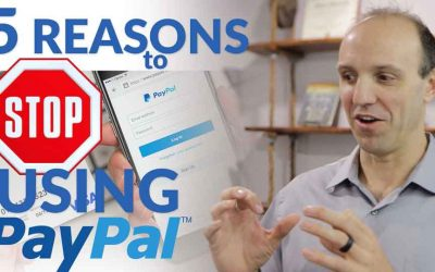 5 Reasons to Stop Using PayPal