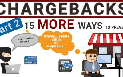 Chargeback Prevention (pt 2) – 15 More Ways to Avoid Chargebacks