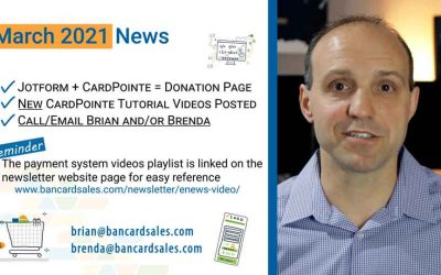 """March 2021 – Email Newsletter – """"ENEWS"""""""